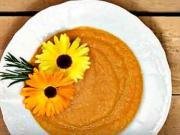 Mrkvová polévka - recept na mrkvovou polévku