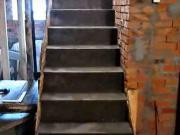 Betonové schody - jako vybetonovat schody - schody z betonu