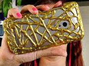 Pouzdro na telefon - jak si vyrobit obal na mobil z tavného lepidla
