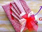 Balení dárků - Japonský styl balení dárků