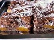 Meruňkový koláč - recept na rychlý meruňkový koláč