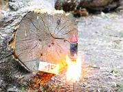 Mini raketový alarm - jak si vyrobit poplašný raketový alarm DIY