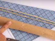 Jednoduchý drak za 5 min - jak si vyrobit draka