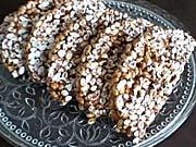 Karamelova roláda - recept na karamelovou roládu s burisonama