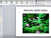 Vlastní animace v Microsoft PowerPoint - jak vložit animaci do prezentace