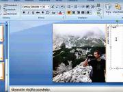 Vytvoření základní prezentace v MS PowerPoint