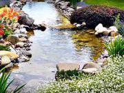 Zahradní jezírka - jak postavit zděné zahradní jezírko