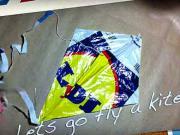 Drak z nákupní tašky - jak si vyrobit jednoduchého draka z plastikové tašky