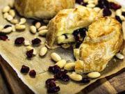 Sýr v listovém těstíčku - recept na sýry zapečené v listovém těstě