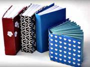 Mini zápisník - jak si udělat origami zápisník