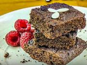 Čokoládové brownies bez lepku - recept na bezlepkové čokoládové koláčky