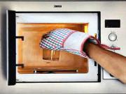 Jak vyčistit mikrovlnku - čištění mikrovlnky