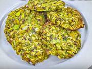 Zeleninové placky - recept na pečené zeleninové placky s chia semínky