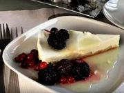 Cheesecake bez cukru - recept na cheesecake