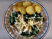 Kuřecí stehna na zelenině - recept