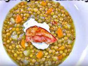 Čočková polévka - recept na čočkovou polévku
