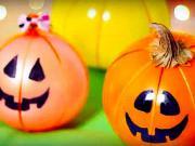Halloweenské dekorace - halloweenské inspirace