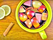 Vánoční punč - recept na vánoční punč s jablky a kořením