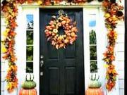 Podzimní inspirace na výzdobu interiéru i exteriéru