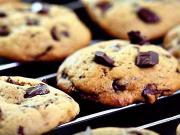 Čokoládové cookies - recept na sušienky cookies