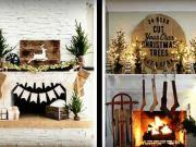 Vánoční inspirace - nápady na vánoční výzdobu