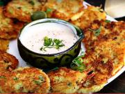 Sýrovo-bramborové placky - recept