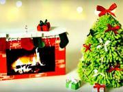 Vánoční mini dekorace - nápady na vánoční ozdoby