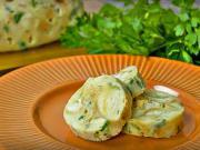 Karlovarsky knedlík - recept na karlovarské knedlíky vařené ve fólii