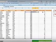 Základy Excelu - funkce SUMIF, COUNTIF, DPOČET, KDYŽ, DSUMA, SUMA