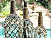 Dekorovani lahve - nápady na výzdobu láhve