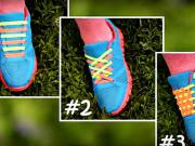 Vázání 2-barevných tkaniček - 3 způsoby