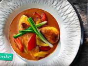 Kuře na paprice - recept