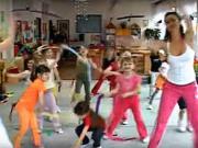 Cviky pro děti - cvičení s dětmi