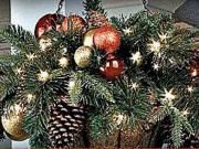 Vánoční výzdoba 3 - Inspirace na vánoční výzdobu 3
