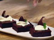 Cviklová brownies - recept
