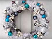 Vánoční věnec - jak si vyrobit vánoční věneček