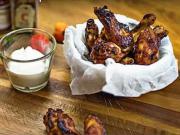 Kuřecí křídla v pikantní marinádě - recept