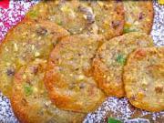 Marokánky - recept na Marokánky s kandovaným ovocem a mandlemi