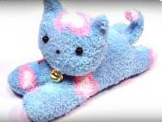 Kočička z ponožky