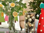 Vánoční výzdoba - 10 nápadů na vánoční dekorace (Ang)