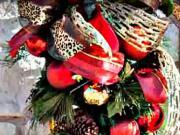Vánoční výzdoba 8 - 10 kreativních nápadů na vánoční dekorace
