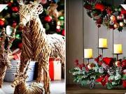 Vánoční výzdoba 10 - inspirace na vánoční ozdoby