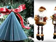 Vánoční výzdoba 11 - inspirace na vánoční výzdobu