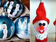 Vánoční výzdoba 14 - inspirace na vánoční ozdoby