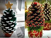 Vánoční ozdoby - 66 nápadů na vánoční výzdobu