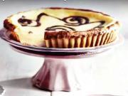 Tvarohový koláč - recept na koláč s citrónovým krémom