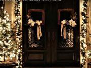 Vánoční výzdoba 25 - inspirace na výzdobu domu