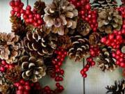Vánoční výzdoba 29 - inspirace na vánoční ozdoby