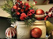 Vánoční výzdoba 32 - inspirace na vánoční ozdoby