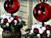 Vánoční výzdoba 34 - inspirace na vánoční ozdoby